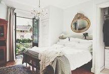 Bedrooms / by Elise Nuckols