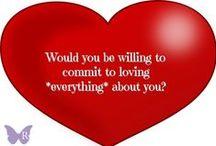Self Love / self love, self esteem, love yourself first, confidence, self confidence