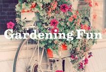Gardening Fun / Gardens are one of the best ways to connects kids with real food, so dig in and get your hands dirty with Annie's best practices & sustainable DIY gardening tips. / by Annie's Homegrown