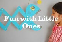Fun with Little Ones / by Annie's Homegrown