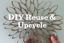 DIY Reuse & Upcycle / Let's get crafty. / by Annie's Homegrown