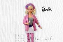 Barbie Hallmark Ornaments / by Rachael Collins