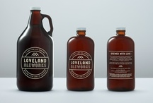 Great looking labels / Well designed bottles
