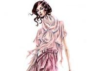 Arturo Elena * Fashion Illustrator / by Rachael Collins