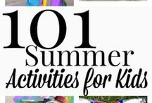 Kid Activities / Fun activities to do with the kids all year long!