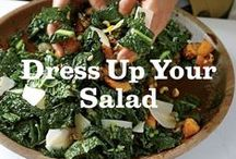 Dress Up Your Salad / by Annie's Homegrown
