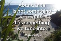 Law of Attraction / Law of Attraction, manifesting, attracting abundance