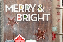dec daily and other christmas album ideas / by Deborah Woo