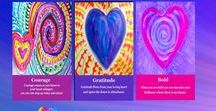 Best of Suzie Cheel / Here you will find tools for gratitude, selflove, self esteem, abundant health, self healing, creativity, law of attraction and inspirational art