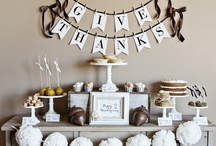 Thanksgiving / Whether you're hosting Thanksgiving dinner at your home or assigned a dish to bring, these are great ideas!
