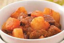 crock pot recipes / by Deborah Woo