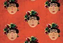 P A TT E R N / Fabric.textiles.patterns / by Maggie Dominguez ▲