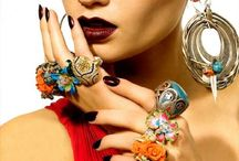 Fashion | Haute Bauble! / Haute Jewels! / by Samar