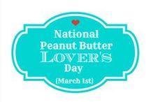 Peanut Butter Desserts / Peanut Butter recipes