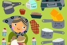 Kitchen Tips and Tricks... / Things that will help me cook, bake and BE better in the kitchen.