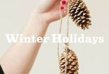 Winter Holidays / by Annie's Homegrown
