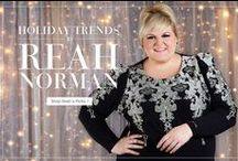 Reah Norman / This season Reah is showcasing her holiday style with Simply Be- highlighting her top picks, sharing festive style tips, and inspiring your holiday wardrobe with all the glitz, glam and sparkle of the season.  / by Simply Be USA