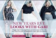 GabiFresh / Blogger Gabi Fresh of Gabifresh.com showcases her favorite New Year's Eve looks, bringing plenty of glitz, glam and sparkle!