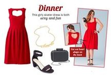 Valentine's Day | ♥ / Win your Valentine's Day outfit / by Simply Be USA