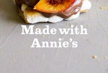 Made with Annie's / Yummy recipes, bunnies included!  / by Annie's Homegrown