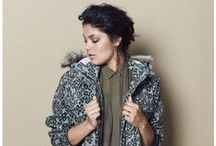 Tree Tops / Take command of the city in cool camouflage prints and a go-anywhere parka. / by Simply Be USA
