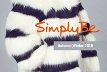 Fall/Winter Look Book / by Simply Be USA