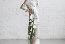 Wedding - dresses - decor / by Ariane at Spilled Milk Cakery