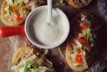 Foodie Foodstuff / by Bekah Martinez Johnson