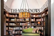 Bookshelf Envy / by Tamye Machina