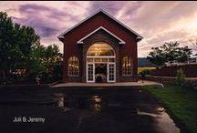Colorado Wedding Venues / Our favorite venues in Colorado Springs and Denver