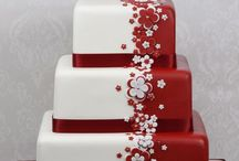 Cake Inspirations / Cake projects I could, and would attempt! / by Mitzi Brammer