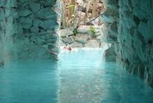 Waterworld / Natural bathing pools, spas, lakes and healing waters of the world