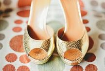 Bridal Shoes / Wedding shoes. Shoes for your wedding, including ivory  and white bridal shoes, peep toes, and more.  / by Project Wedding