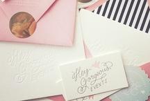 Invites / Invite design inspiration.