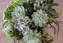 bouquet inspiration / There are so many shapes and styles and colors and different flowers to choose from! Here's some inspiration...