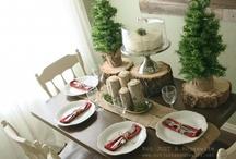 Christmas Ideas / decorating, treats, gifts / by Bekah Martinez Johnson