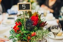Wedding Centerpieces / Discover our favorite wedding centerpieces inspiration. From floral centerpieces to decorative accents and eco-friendly arrangements!  / by Project Wedding