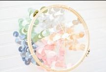 Pin-Worthy Pastels / Pastel wedding decor ideas. Pastel wedding inspiration. These soft shades look lovely in spring and summer weddings.  / by Project Wedding