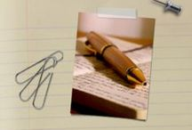 Authors on Writing / by Geneva Library