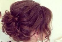 wedding hair. / by Brittni Steineke