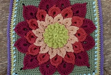 Crochet Squares / by Bekah Martinez Johnson