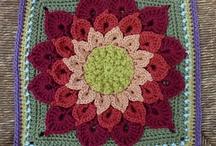 Crochet Squares / by Bekah Martinez Johnson