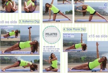 Health and Fitness / by Sheila Cruz-Green
