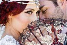 Gatsby & Art Deco Wedding Ideas / Great Gatsby, 190's, and Art Deco wedding inspiration and ideas  / by Project Wedding