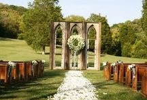 Wedding Ceremony Decor  / by Project Wedding