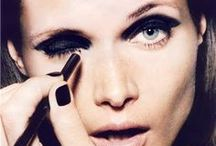 m a k e  u p / because cosmetics are cheaper than self-confidence