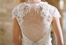 Lovely Lace Wedding Ideas / Lovely, romantic lace wedding decor ideas: Lace Wedding Dresses, Lace Reception Decor, Lace Wedding Invitations, and more! / by Project Wedding