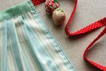 Aprons - patterns - tutorials - inspiration / by Ariane at Spilled Milk Cakery
