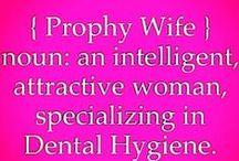 dental hygiene / by Virginia Herring