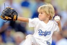 Play Ball! / All things Baseball, especially LA Dodgers & Texas Rangers / by BizzyBlonde